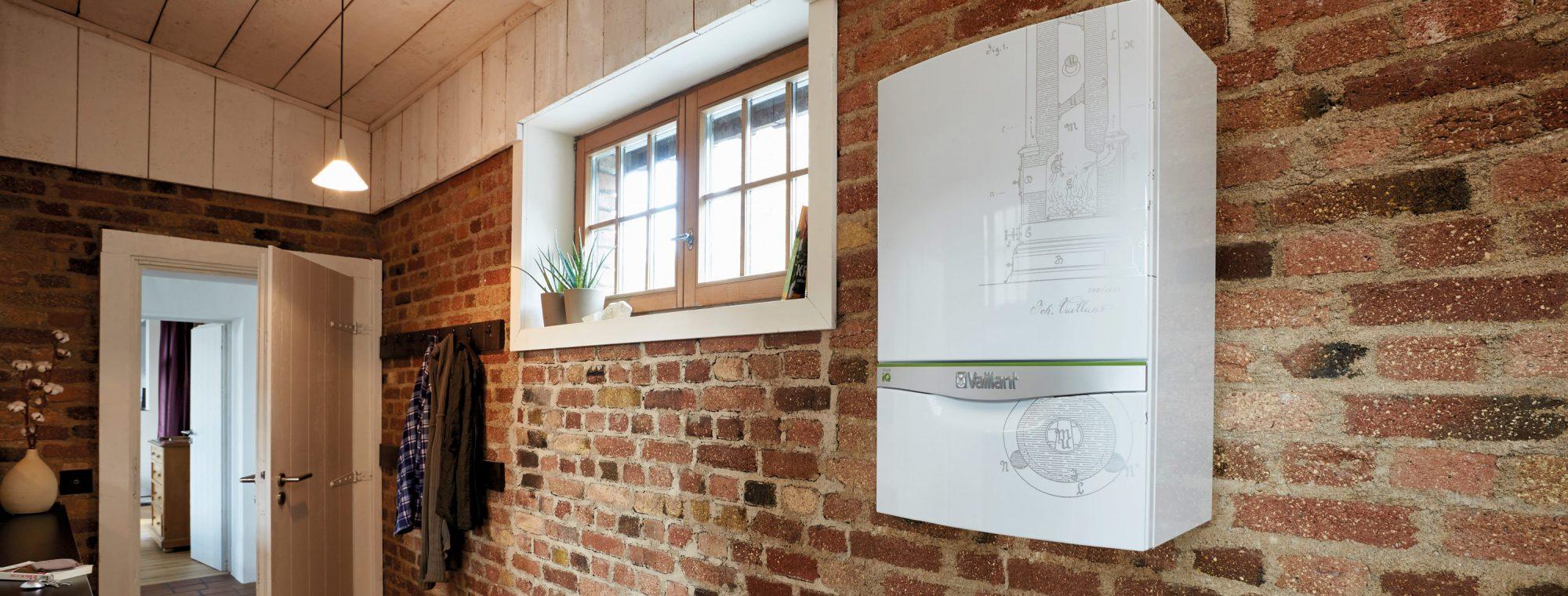 Vaillant Green iQ ERP Boiler