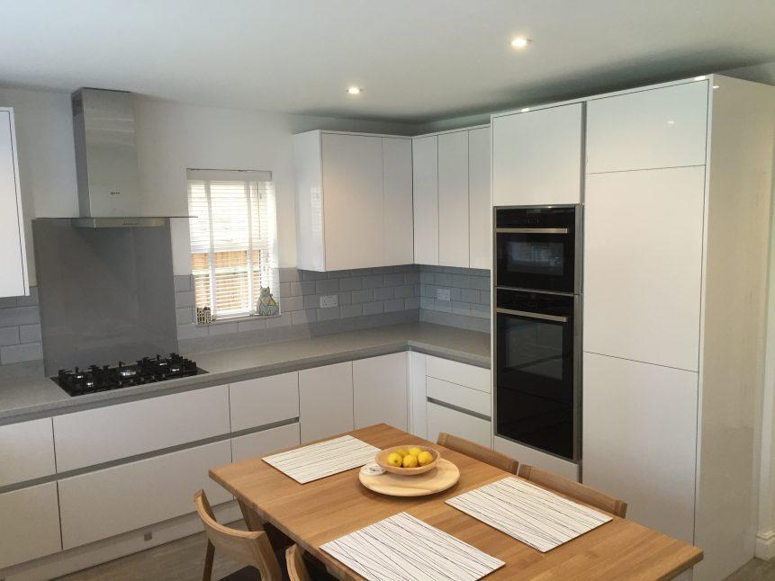 Kitchen Installation 1a