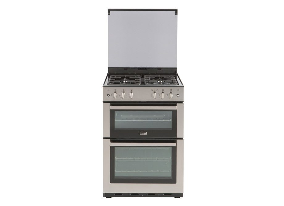 Stoves 600Mm Wide Gas Double Oven Cooker