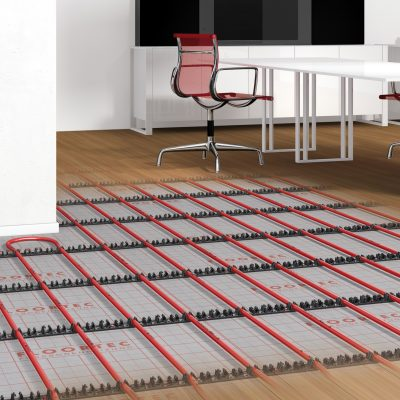 Gas Mark 1 Underfloor Heating