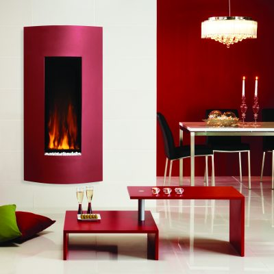 Studio Electric 22 With A Verve Frame In Metalic Red