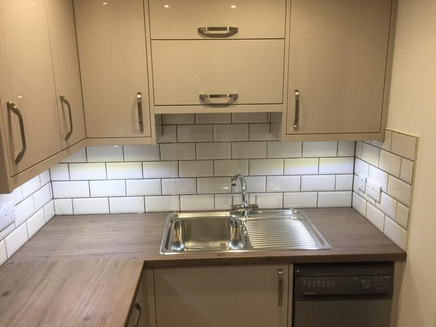 Kitchen Installation 4b