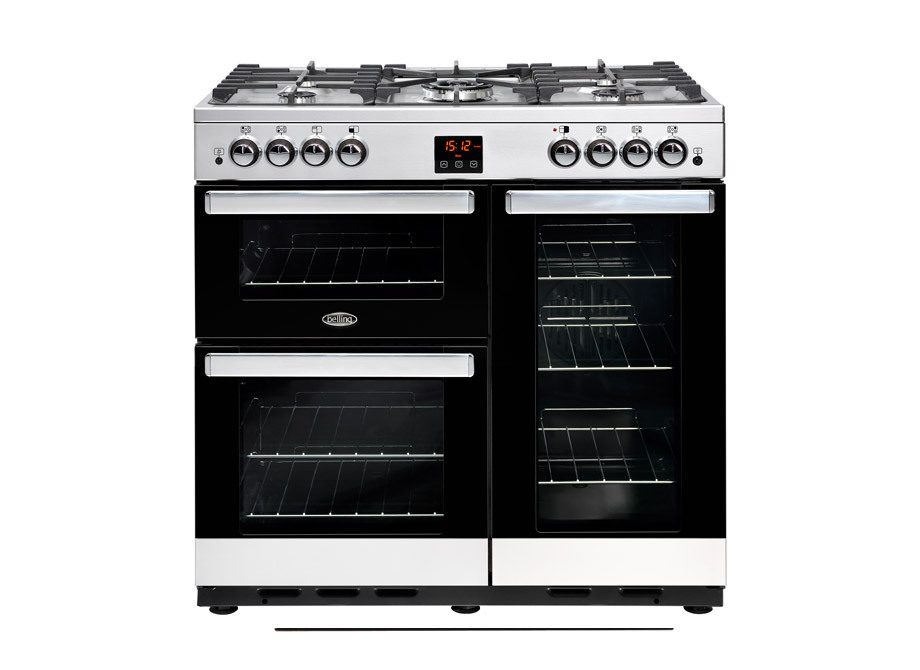 Belling 90Cm Freestanding Gas Oven