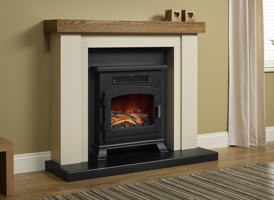 Bracken Built In Electric Stove