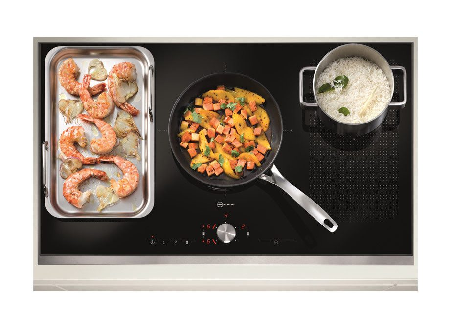 Neff 90Cm Flexinduction Lifestyle