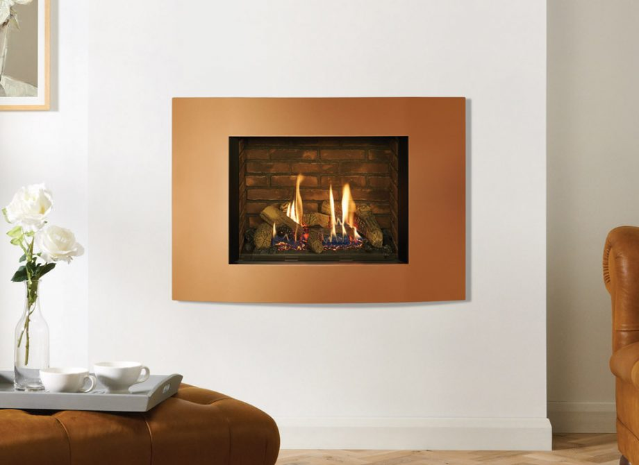 Riva2 500 Verve Xs In Bronze With Brick Effect Lining