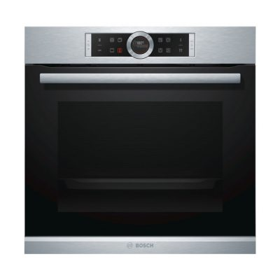 Bosch Series 8 60Cm Stainless Steel Pyrolytic Electric Oven