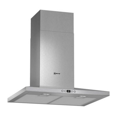 Neff 60Cm Stainless Steel Chimney Hood