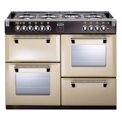 Stoves Richmond 100Cm Dual Fuel Range Cooker
