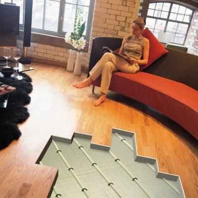 Underfloor Lounge