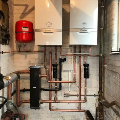 Vaillant Boilers And Pipework 16082018