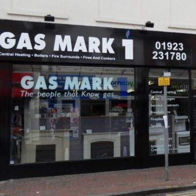 Gas Mark 1 Store